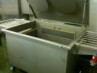 batch washer