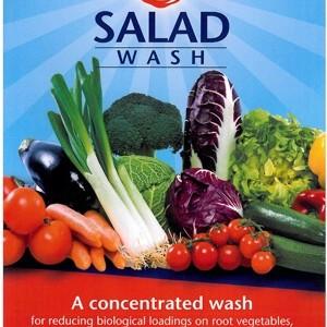 salad wash front